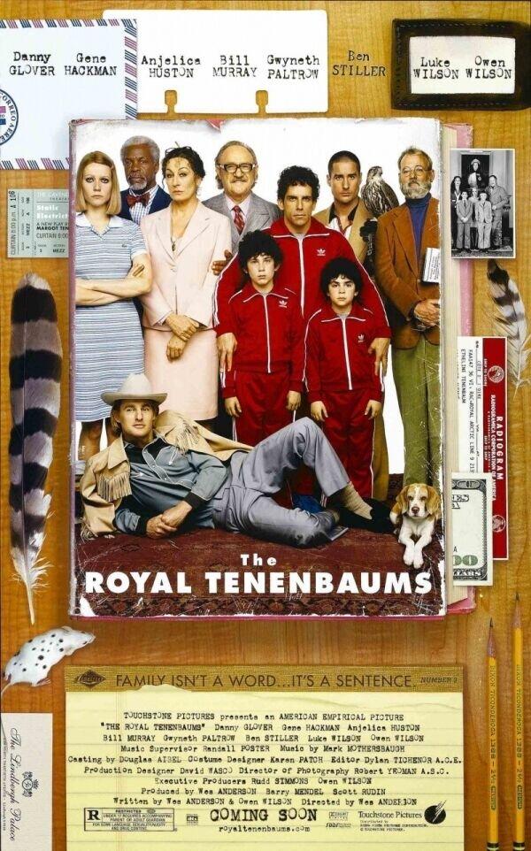 Семейка Тененбаум