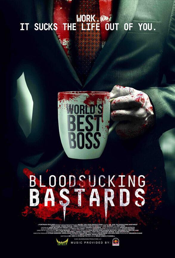Кровососущие ублюдки