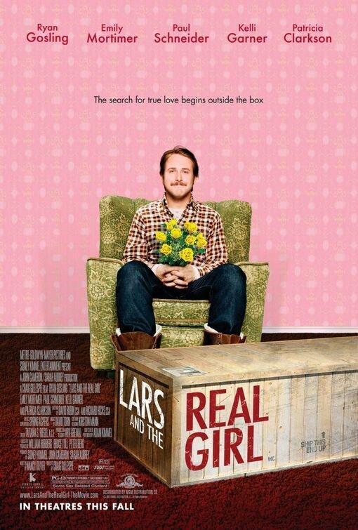Ларс и реальная девушка