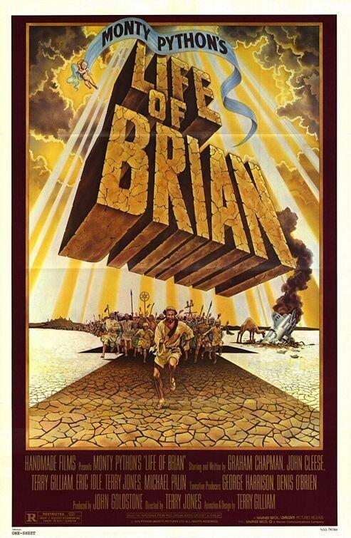 Жизнь Брайана