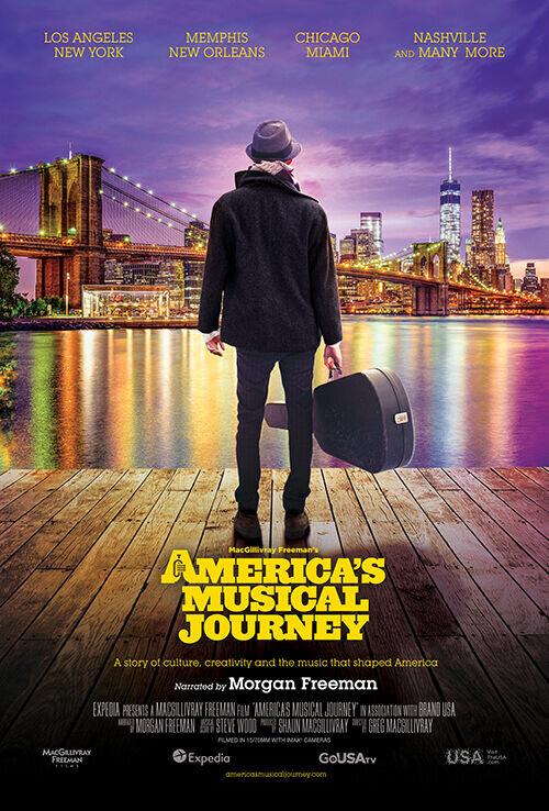 Музыкальная карта Америки