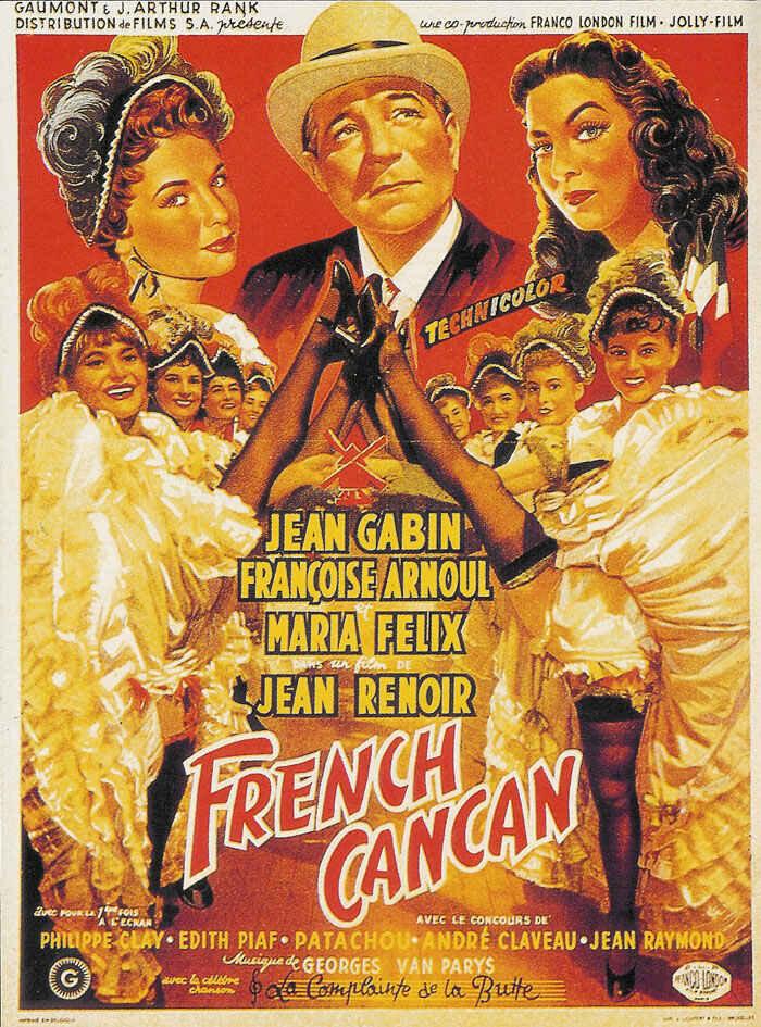 Французский канкан