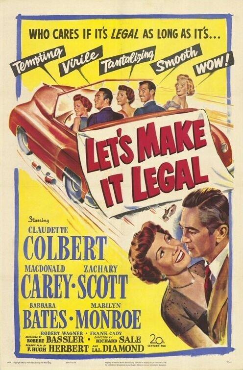 Давай сделаем это легально