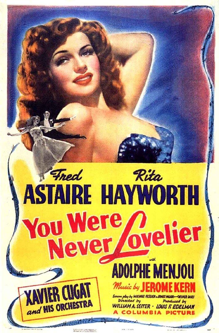 Вы никогда не были прелестней