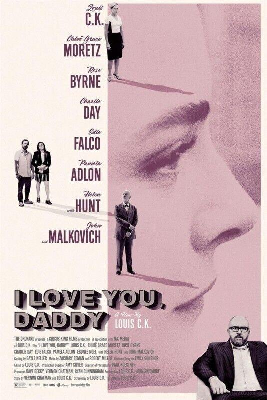 Я люблю тебя, папочка