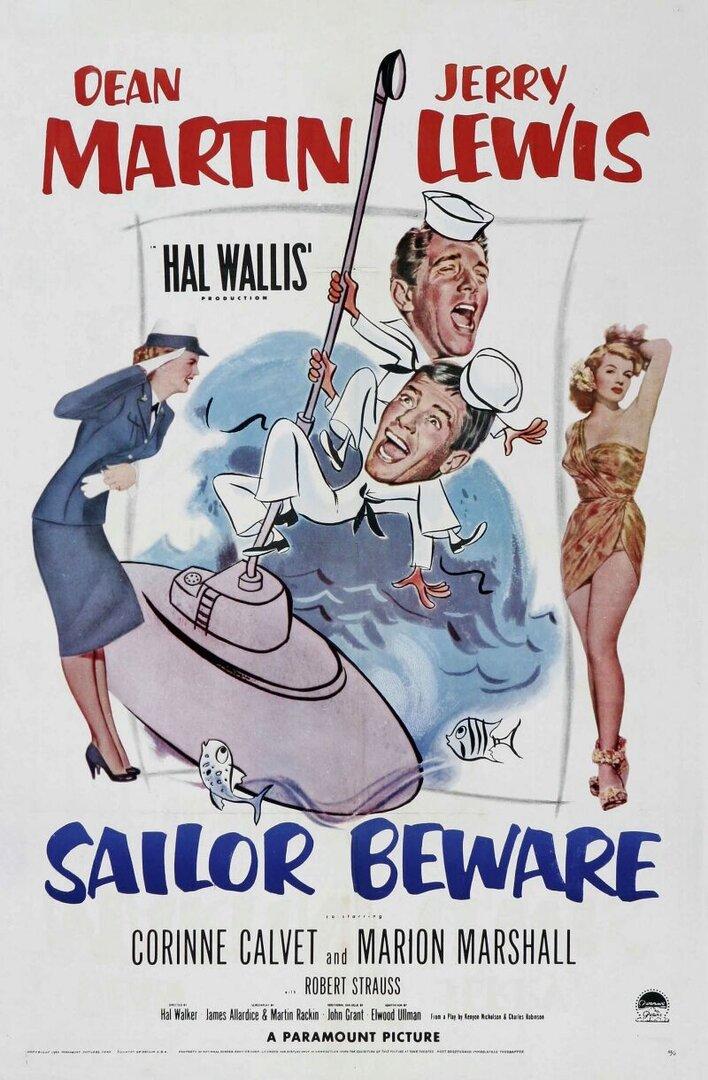 Берегись, моряк