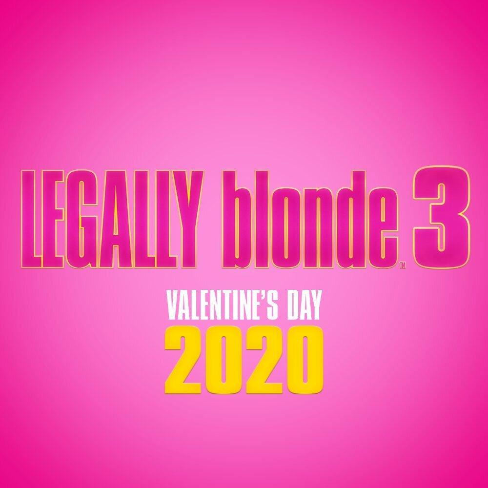 Блондинка в законе 3