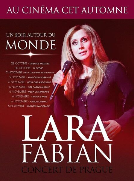 Лара Фабиан: Вечер вокруг света