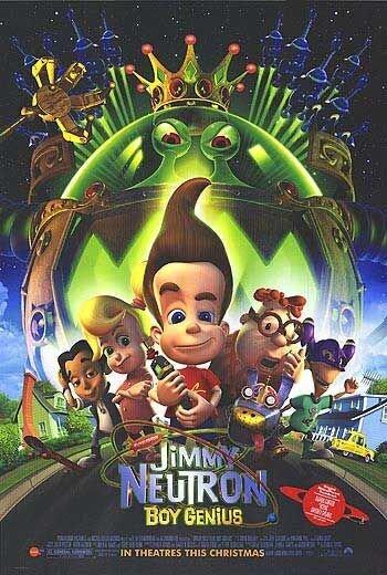 Джимми-Нейтрон, мальчик-гений