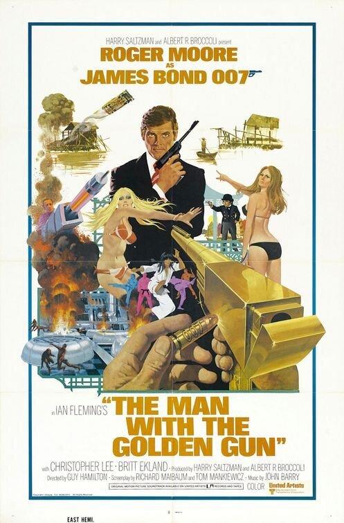 Человек с золотым пистолетом