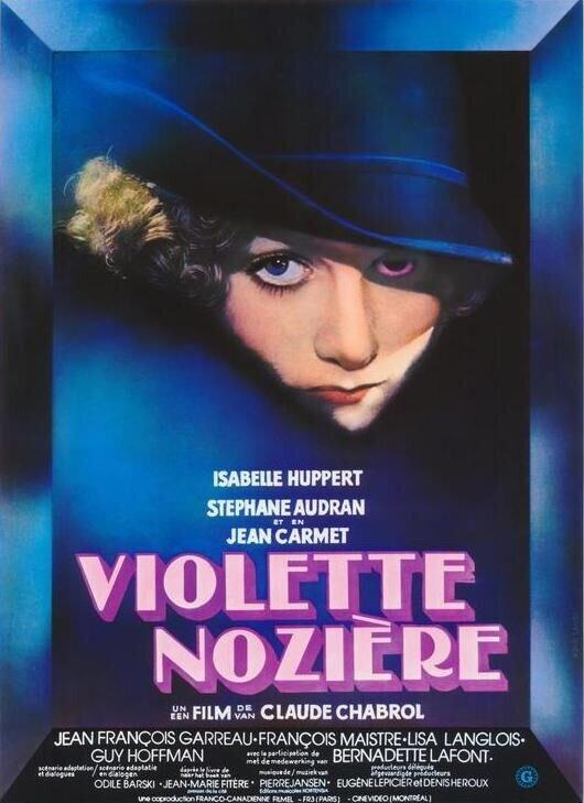 Виолетта Нозьер