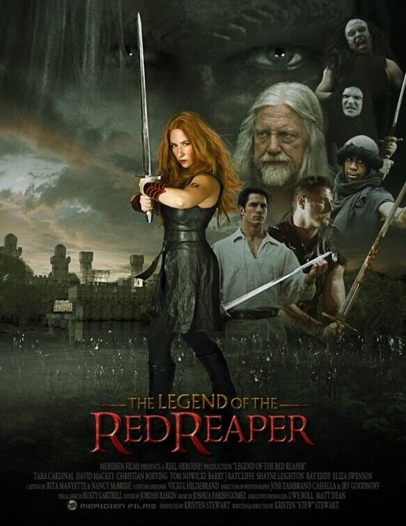 Легенда красного жнеца