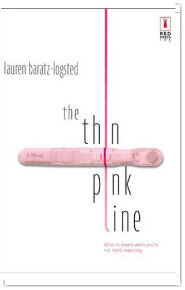 Тонкая розовая линия