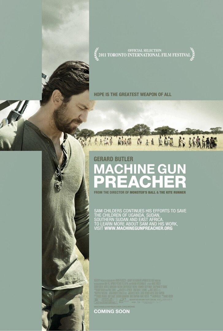 Проповедник с пулеметом