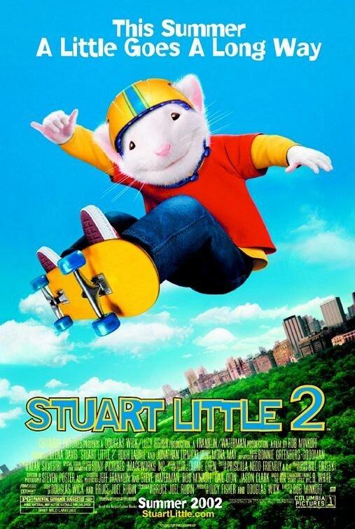 Стюарт Литтл 2
