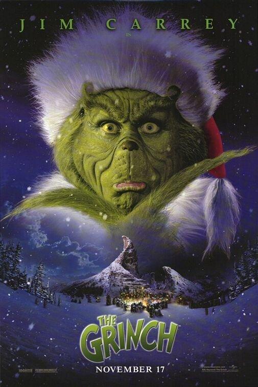 Гринч: похититель Рождества
