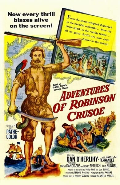 Приключения Робинзона Крузо