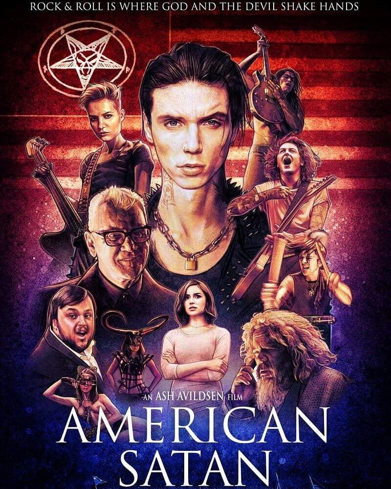 Американский сатана