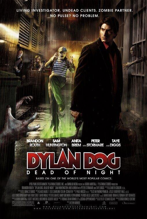 Дилан Дог: Хроники вампиров