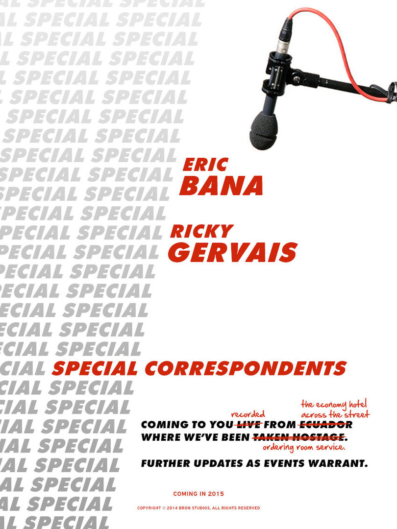 Специальные корреспонденты