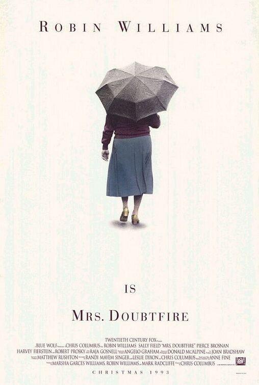 Миссис Даутфайр