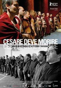 Постер к фильму Цезарь должен умереть
