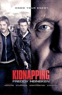Постер к фильму Похищение Фредди Хайнекена