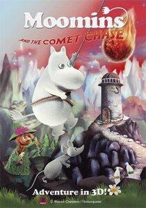 Постер к фильму Муми-Тролли и Комета 3D
