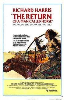 Постер к фильму Возвращение человека по имени Конь