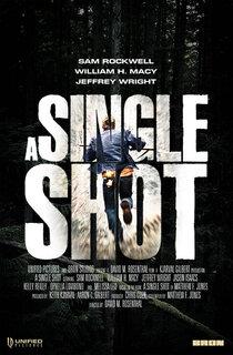 Постер к фильму Единственный выстрел