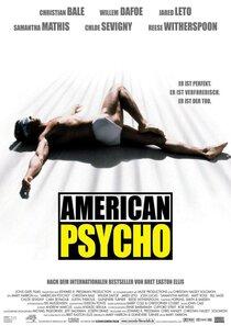 Постер к фильму Американский психопат