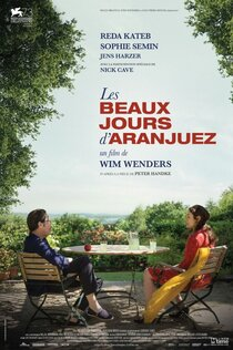 Постер к фильму Прекрасные дни в Аранхуэсе