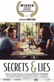 Постер к фильму Тайны и ложь