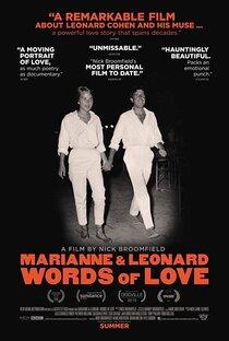 Марианна и Леонард: Слова любви