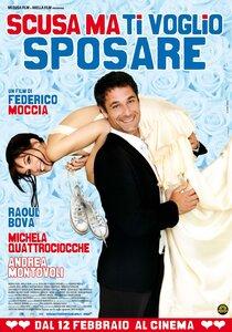 Постер к фильму Прости, хочу на тебе жениться