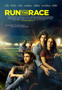 Постер к фильму Run the Race