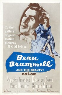 Постер к фильму Бо Браммелл