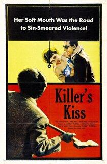 Постер к фильму Поцелуй убийцы