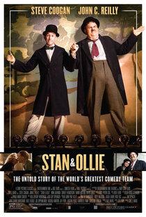 Постер к фильму Стэн и Олли