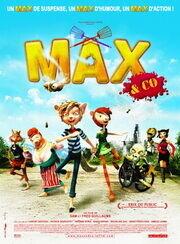Постер к фильму Макс и его компания