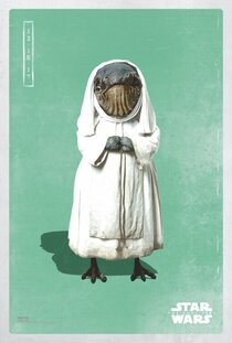 Постер к фильму Звёздные Войны: Последние джедаи