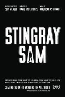 Постер к фильму Сэм - электрический скат