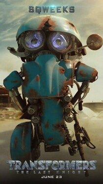 Постер к фильму Трансформеры: Последний рыцарь