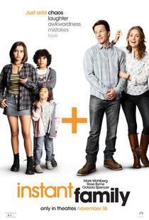 Постер к фильму Семья по-быстрому
