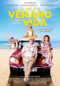 Постер к фильму Лучшее лето моей жизни