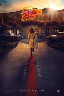Постер к фильму Ничего хорошего в отеле «Эль Рояль»