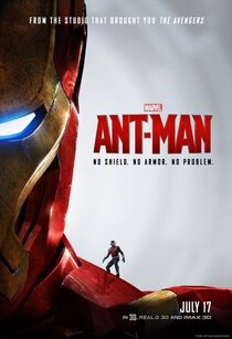 Постер к фильму Человек-муравей