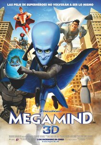 Постер к фильму Мегамозг IMAX 3D