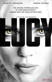 Постер к фильму Люси