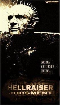 Постер к фильму Восставший из ада 10: Приговор